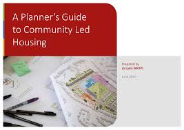 A Planner's Guide to Community Led Housing