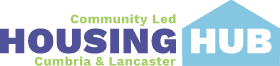 Logo: Community Led Housing Hub Cumbria and Lancaster